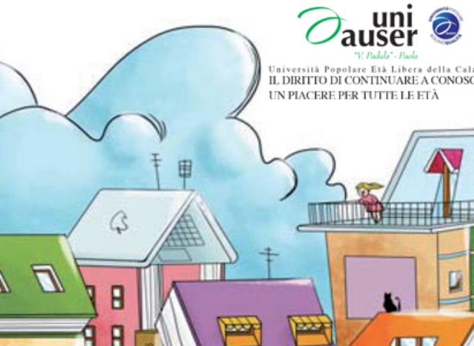 Paola – ripartono i Corsi dell'Uni AUSER