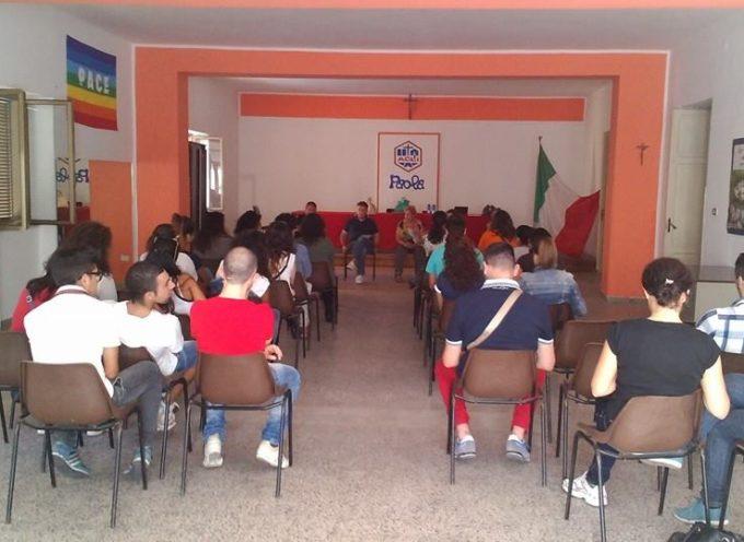 Paola – Le Acli puntano su occupazione e Garanzia Giovani