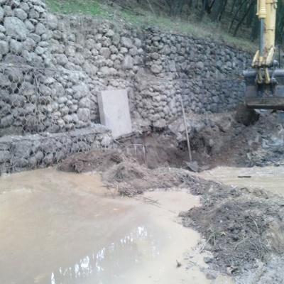 Discarica di Celico: un fiume di percolato nell'ambiente