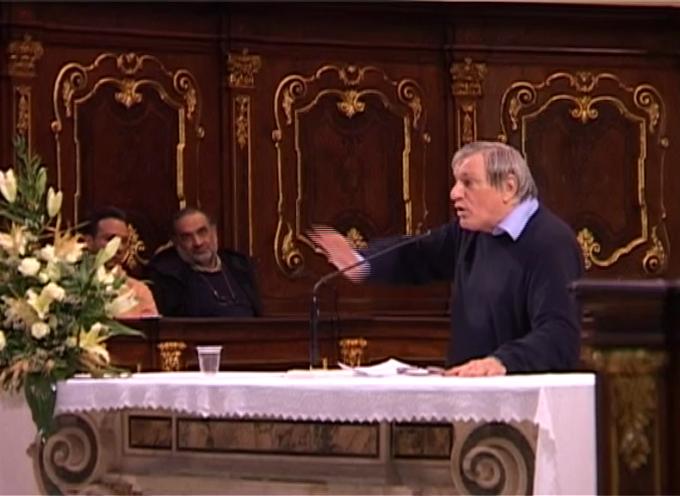 Don Ciotti a Cetraro: «Il vero Cristiano è Sovversivo» [VIDEO CLIP]