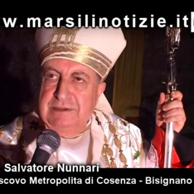 Mons Nunnari nomina nuovi Canonici, Cappellani e Parroci [DON BRUNO DI DOMENICO AMMINISTRATORE A CAROLEI]