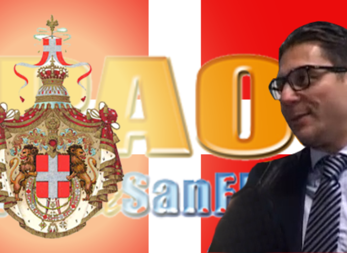 Paola:  il Sindaco ricorre alla legislazione Sabauda [«Avanti Savoia!»]