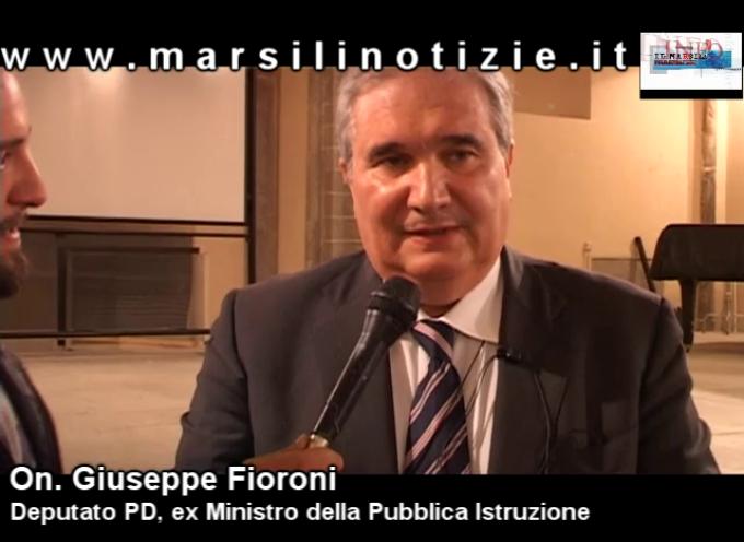 """Fioroni recita il """"de profundis"""" per il Sindaco di Paola [VIDEO CON APPENDICE]"""