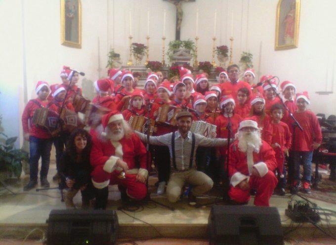 Il concerto di Natale della Antonio Grosso School