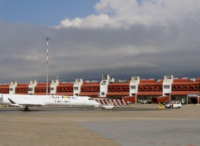 Gli aeroporti calabresi inseriti nel piano nazionale