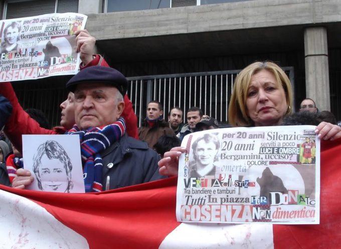 Caso Donato Bergamini: vogliamo la verità