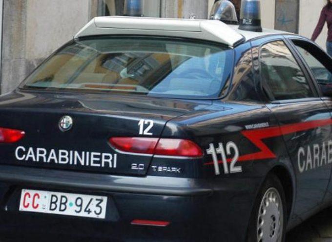 Paola – I Carabinieri della locale compagnia sospendono licenza ad attività