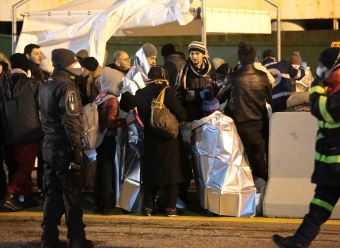 Sbarcati altri clandestini a Corigliano