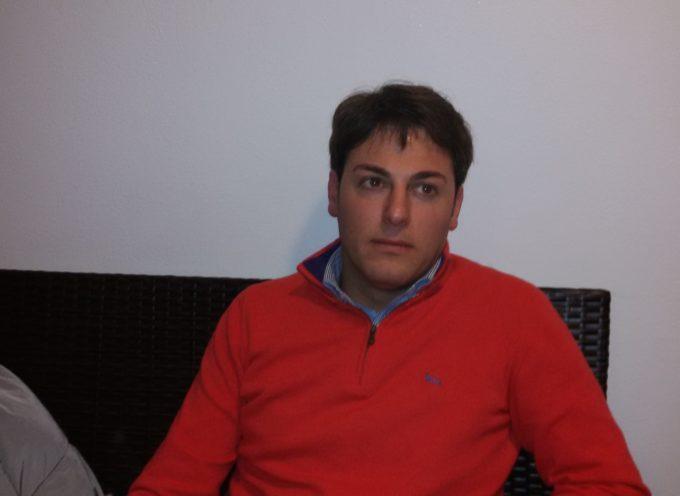 Paola – L'assessore Massimo Focetola presenta la sua opera