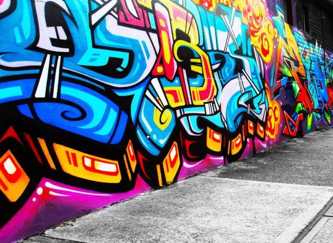 Street art school a Cosenza