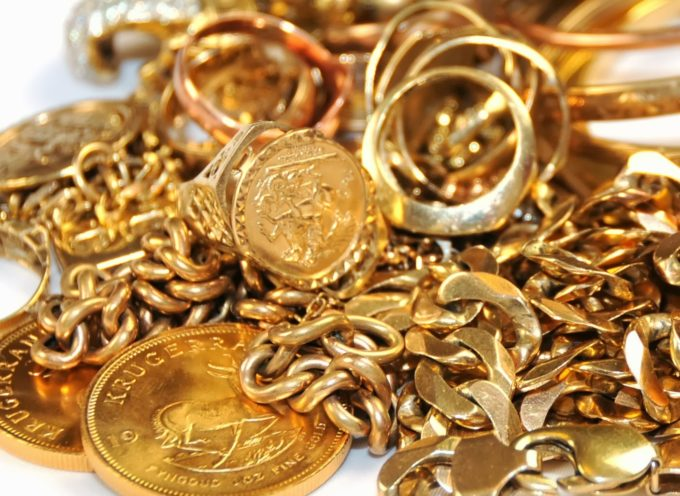 Vendevano gli oggetti rubati ad alcuni Compro Oro