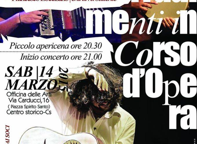 """Grosso, Piccioni e Loccisano: """"Tradimenti in Corso d'Opera"""" [CONCERTO]"""