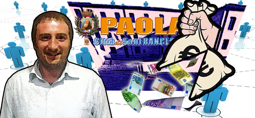 Paola – «Oggi è Natale, ma il comune non ha pensato ai bisognosi»