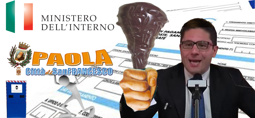 Paola – Mazzata fiscale per i cittadini [SPUNTA PURE L'AUTOVELOX]