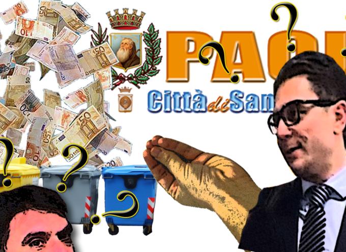 Paola – L'Amministrazione rivede (al ribasso) il contratto con Ecologia Oggi