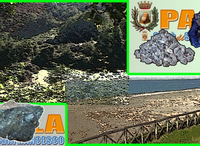 Paola – Spiaggia e Montagna contaminate [MANGANESE, COBALTO E VANADIO]