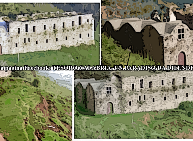 Valico della Crocetta – Il Monastero rischia di crollare