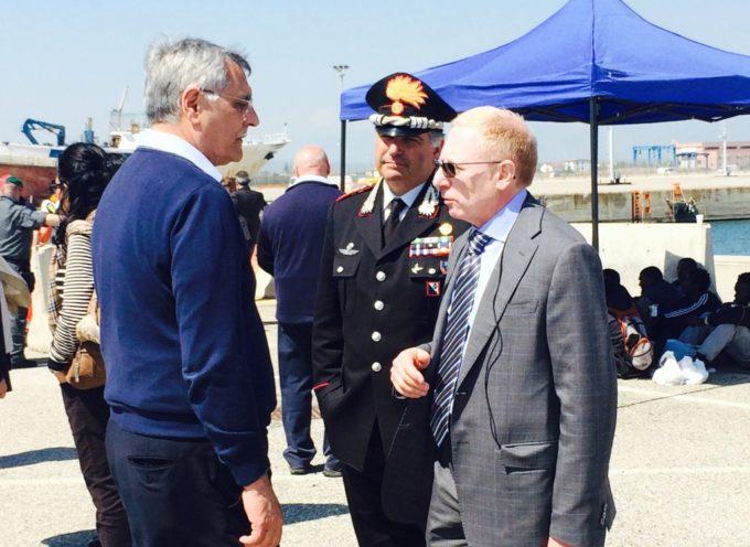 Nuovi sbarchi in Calabria, Geraci a Renzi: mi nomini commissario