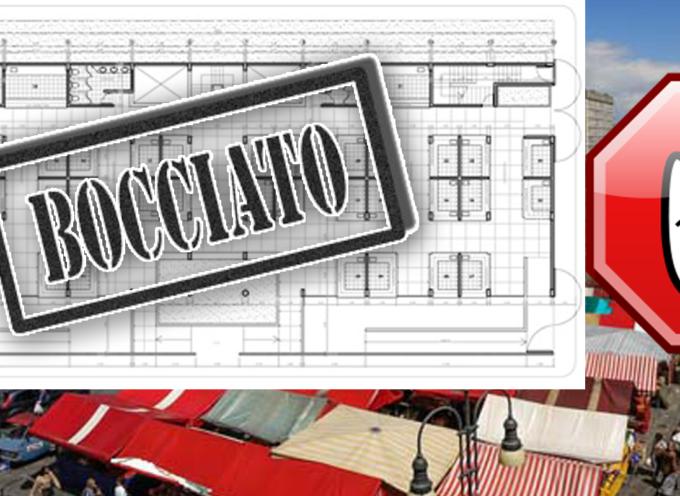 Paola – Progetto sbagliato? Mercato in centro rimandato!