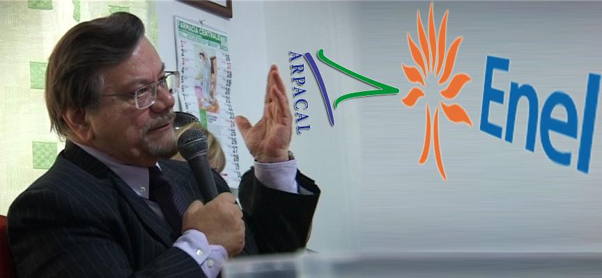 [Situazione Tumori] L'Enel replica a Sergio Stancato ma il Comune si rivolge all'Arpacal