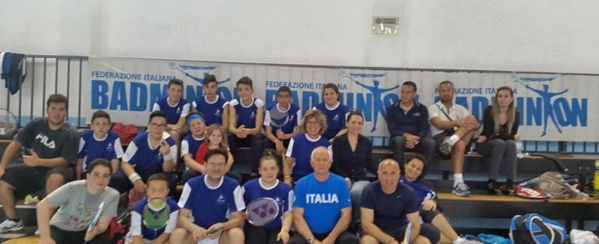 "Paola – 1° Torneo Nazionale ""CALABRIA BADMINTON"""
