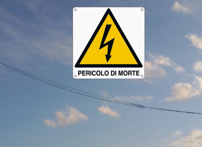 Parcheggio in centro: PERICOLO MORTALE!