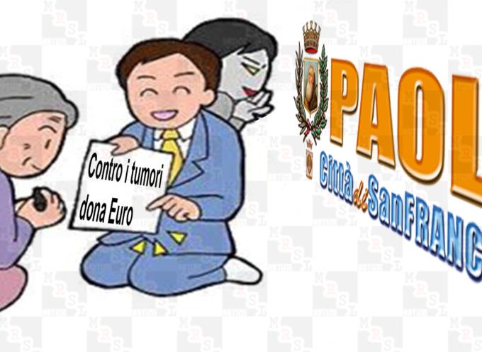 Paola – Sulla questione tumori qualcuno inizia a speculare