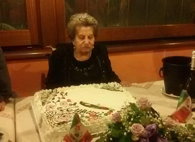 A Falconara 100 candeline per la signora Italia!