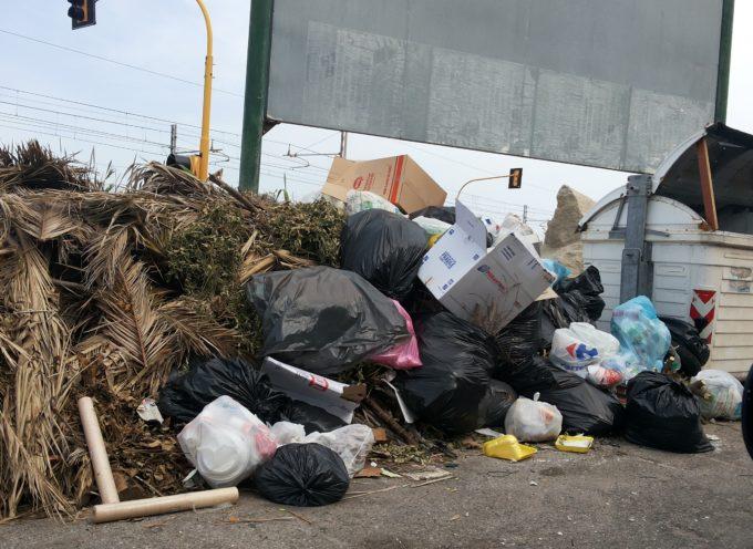 Amantea – Il suolo comunale degradato dai rifiuti