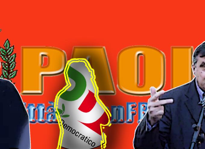 Paola – La campagna elettorale anima il Centrosinistra