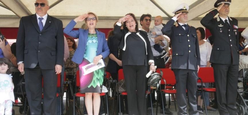 Elena Mittembergher, Caporale ad honorem dei bersaglieri