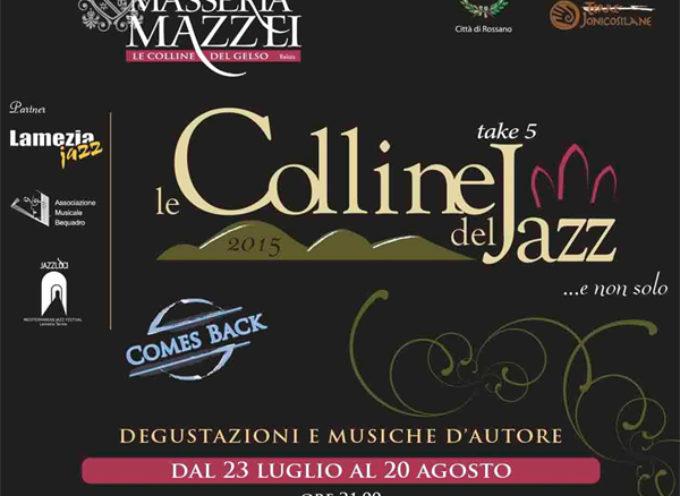 Al via la quinta edizione de Le colline del Jazz