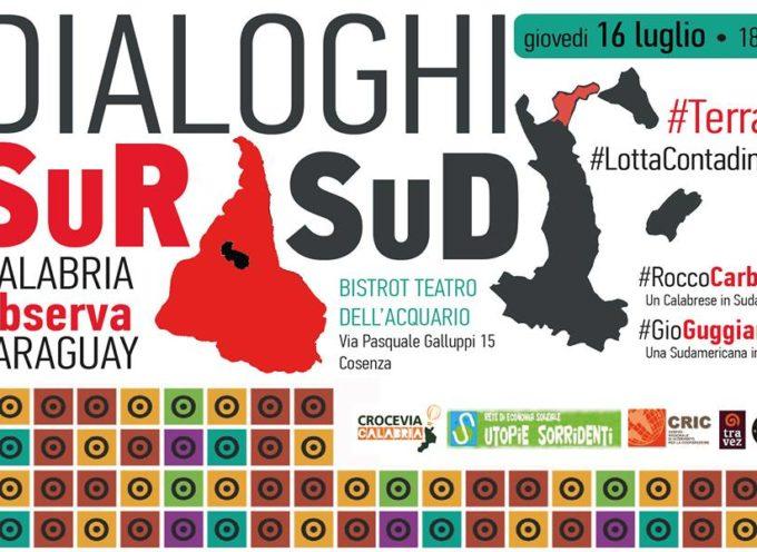 Calabria Observa Paraguay. All'Acquario dialogo tra Sud