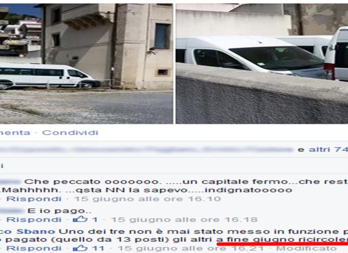 """Situazione """" Bus Navetta Paola """": promessa non mantenuta"""