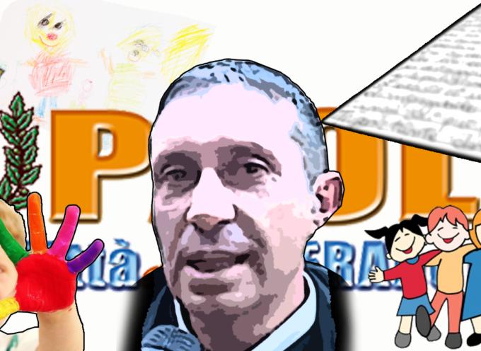 Paola – I genitori dei ragazzi speciali ringraziano Marco Cupello