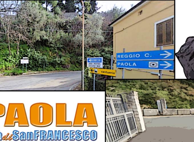 Paola – La gestione del traffico per il Santuario sembra carente [Donna insultata allo sbarramento]