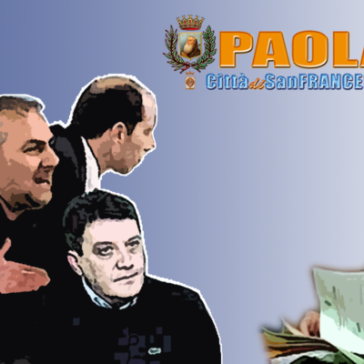 [Paola – Situazione Tasse] Moderati per Paola: «Minoranza Parolaia»