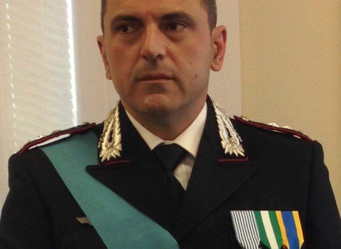 Carabinieri: cambio ai vertici del Comando Provinciale di Cosenza