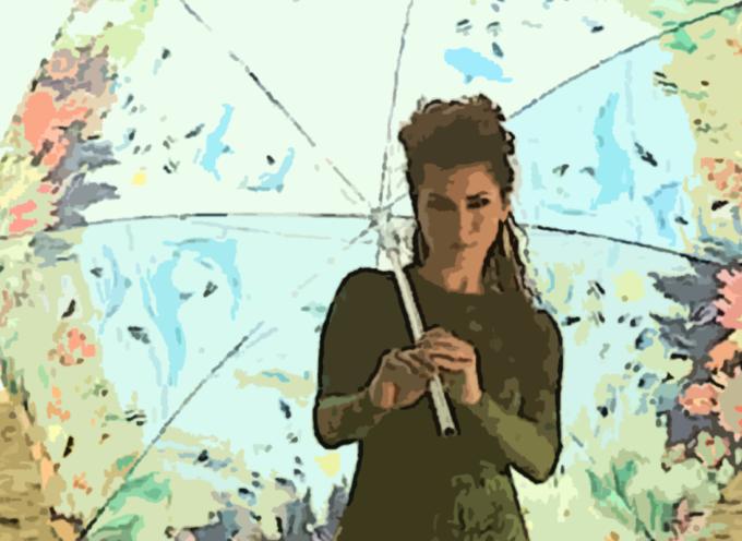 """Nicoletta Filella, artista fuscaldese dal sapore """"Balkaniko"""" [con VIDEOCLIP]"""