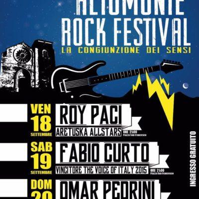 Al via l' Altomonte Rock Festival