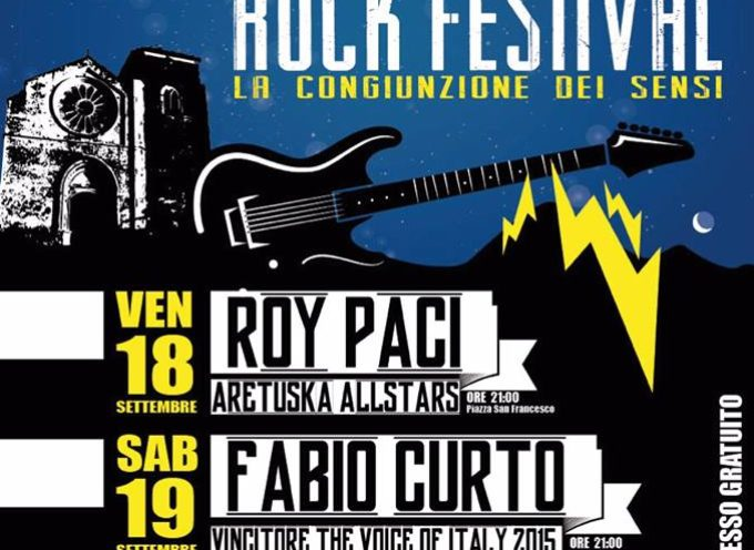 Al via l' Altomonte Rock Festival