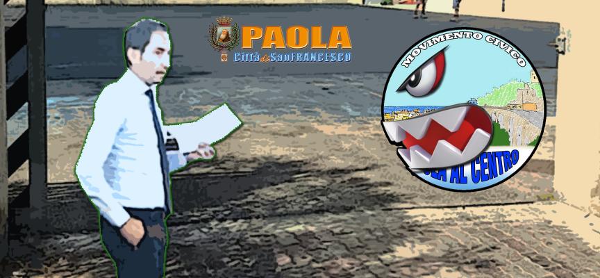 Paola al Centro esce allo scoperto e attacca Di Natale [«PRESUNTO CAPO»]