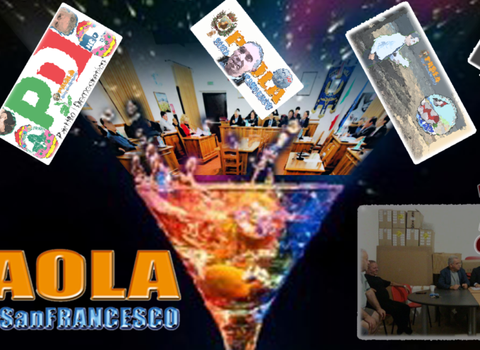 "Cocktail ""stordente"" di Politica Paolana"