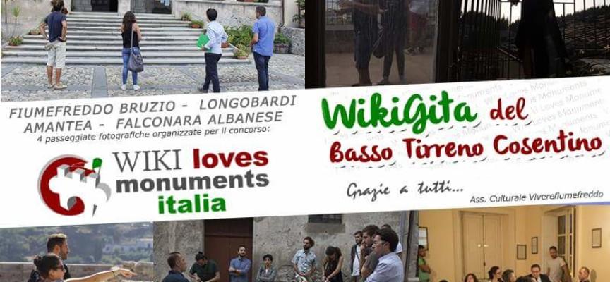 Conclusa la WikiGita del Basso Tirreno tra scatti, storia e cultura