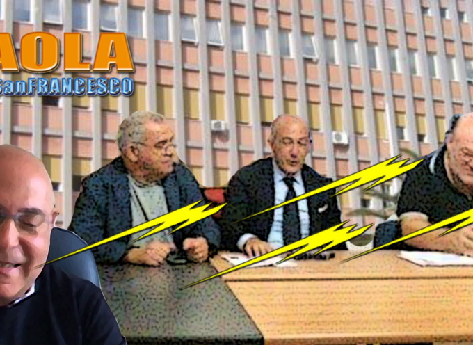 Ospedale di Paola – Attacco frontale a Gianfranco Filippelli