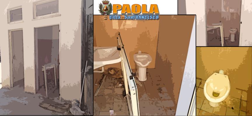 Paola – Il Mercato coperto tra incuria e degrado