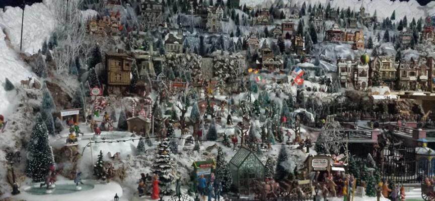 """Paola. Il Christmas Village al """"Palazzo delle meraviglie"""""""
