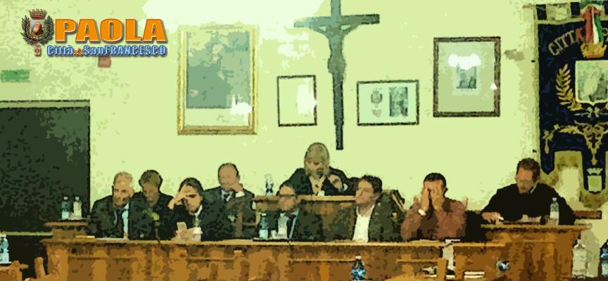 """[Paola] Il Consiglio Comunale """"salta"""" per mancanza di un parere [VIDEOSINTESI]"""
