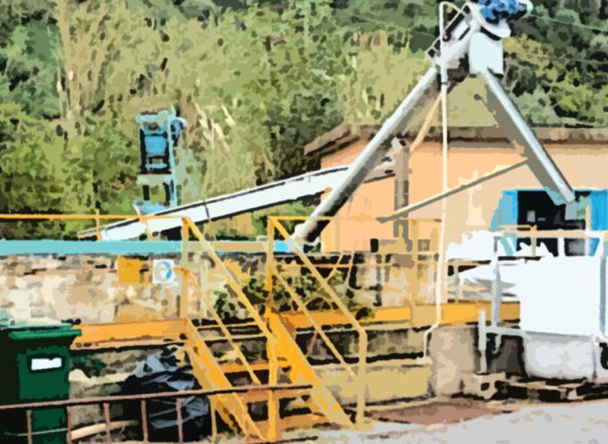 Assalto depuratore di San Lucido, furto rame e danni struttura [FOTOGALLERY]