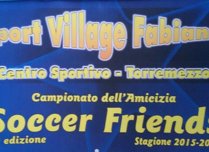Torremezzo. Allo Sport Village il Campionato dell'Amicizia